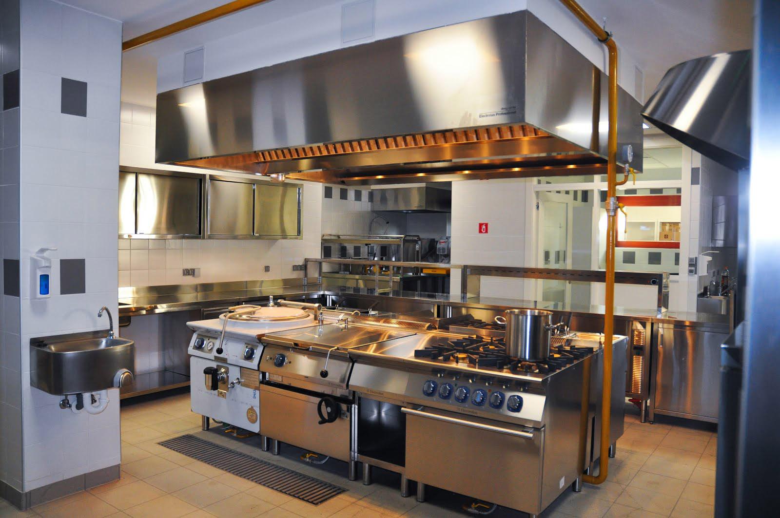 Kuhinja doma za umirovljenike